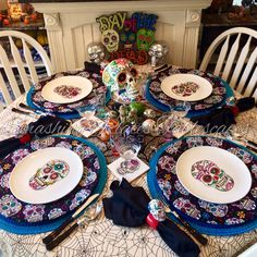 Smashing Plates Tablescapes: 2016 Table Retrospective Part Two Halloween 2016, Holidays Halloween, Clear Glass Plates, New Year Table, Willow House, Champagne Corks, Porch Posts, Savvy Southern Style, Pigs In A Blanket