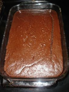 Low Carb Miracle Brownies