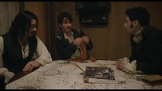 What We Do In The Shadows. vampires. Jemaine Clement, Taika Waititi and Jonny Brugh.