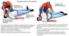 Cómo actuar ante las crisis convulsivas  http://www.cometelasopa.com/como-actuar-ante-crisis-convulsivas-infografia/
