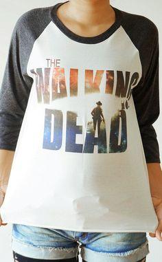 SML Galaxy The Walking Dead TShirts Galaxy Shirt.I NEED THIS SHIRT