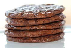 yum! can't wait to try these chocolate toffee cookies!
