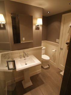 Wainscoting In Bathroom Design, Pictures, Remodel, Decor and Ideas