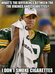 Smoking Vikings Packers Funny Packers Baby Go Packers Packers Football Funny Football
