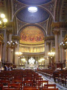 La madeleine paris interior - Église de la Madeleine — Wikipédia