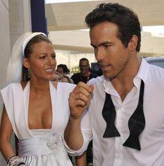 Blake Lively and Ryan Reynolds secretly got married!