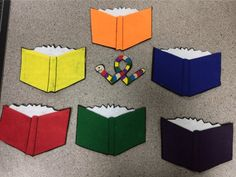 Fun Mouse House-esque flannel for a bug or book themed storytime! Wiggleworm, Wiggleworm, hiding in a book Wiggleworm, Wiggleworm, where should we look? Toddler Storytime, English Projects, Flannel Friday, Flannel Boards, Puffy Paint, Infant Activities, Book Themes, Story Time, Book Displays