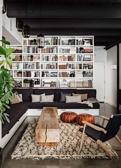 earthy living room | Jessica Helgerson design
