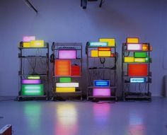 Designspiration — David Batchelor - Brick Lane Remix I - Contemporary Art