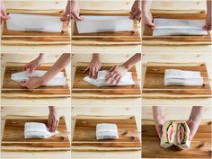 How to Wrap Your Sandwiches for Better Eating on the GoReally  Mein Blog: Alles rund um die Themen Genuss & Geschmack  Kochen Backen Braten Vorspeisen Hauptgerichte und Desserts # Hashtag