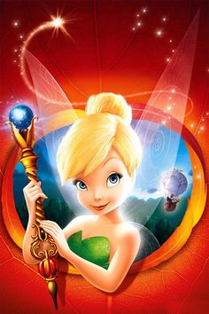 Tinkerbell Background