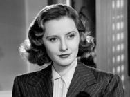 Barbara Stanwyck.  I wish I could have met her...