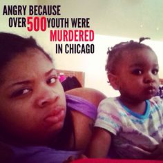 Join and follow the movement today! LIKE the official 500 Campaign FB page at http://on.fb.me/13fQeNw, and send a picture of YOUR anger over Chicago's violence to 500campaign@gmail.com. Help raise awareness today! #500campaign
