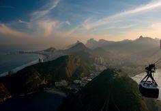 """Rio de Janeiro, Brasil """"Cidade Maravilhosa"""""""