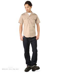 【楽天市場】実物 新品 米軍チノクロス半袖シャツ:ミリタリーセレクトショップWIP
