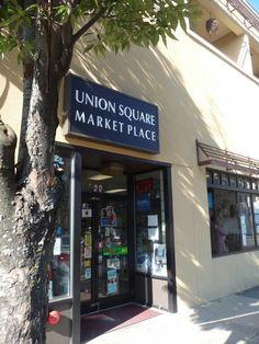 Union Square Marketplace - R.I.P.