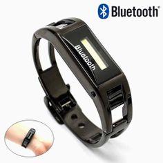 Pulsera Bluetooth con identificador de llamadas