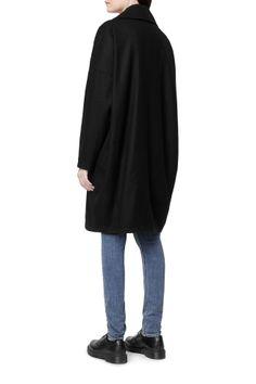Weekday image 3 of Cece Coat in Black