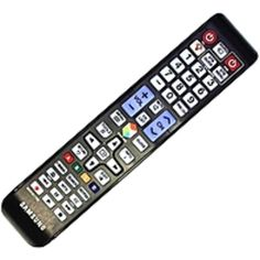 samsung home theater remote. samsung remote control for smart tv with virtual keyboard and button - batteries not included home theater