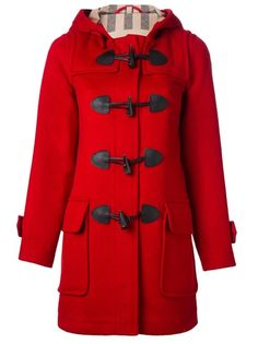 BURBERRY BRIT Duffle Coat