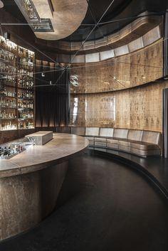 Hearthouse (Munich, Germany), Europe Bar  Thomas Baecker Bettina Kraus Architekten