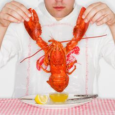 Right, because you were going to come Maine and not indulge in the state's decadent, abundant crustacean delicacy? You couldn't avoid lobster in Maine if y...