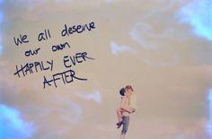 we all deserve