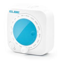 ELBE DR-1888 RADIO DE DUCHA - Radio AM/FM.        - Tirante para colgar. - A prueba de salpicaduras de agua (IPx4).  - Altavoz incorporado. - Pilas (2xAA) no incluidas.      - (An-Al-Pr): 9 x 9 x 4.9 cm.