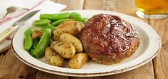When your family wants a traditional dinner, meatloaf is always a good bet. This…