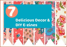 Decor e-zines