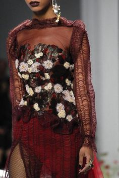 A detailed look at Rodarte Fall 2016