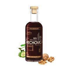 Fine Destillery Orechovica l Destiel, Whiskey Bottle, Alcoholic Drinks, Food, Alcohol, Essen, Liquor Drinks, Meals, Alcoholic Beverages