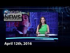 Infowars Nightly News - Will Americas Voters See An Actual Election - 04/12/2016 - YouTube