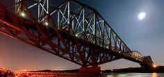 Los puentes de carretera en ménsula más largos del mundo