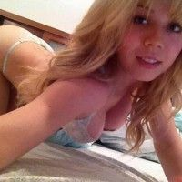 Filtran fotos 'hot' de Jennette McCurdy, estrella de la serie 'iCarly'