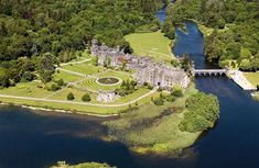 Ashford Castle in Ireland #travel