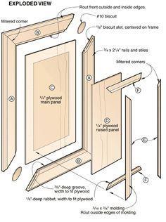 t rschloss einbauen so geht das reparatur pinterest t rschl sser eingebaut und schablone. Black Bedroom Furniture Sets. Home Design Ideas