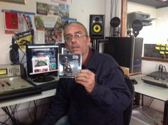 Pino Rissica, productor musical Sonidos Latentes.
