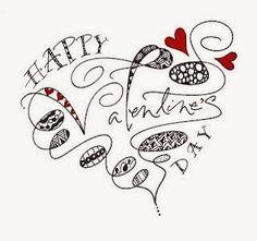 Zentangles+con+forma+corazón+para+San+Valentin3.jpg (JPEG Image, 320×300 pixels)