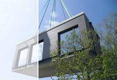 Flying Spaces, Deutschland – Fertighäuser ab 30 qm Wohnfläche. Zu kaufen ab € 48.000