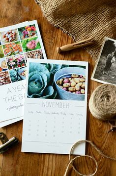 our 2016 planting calendars are here!