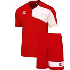 Errea Marcus Kids Shirt   Shorts Kit Set b8c2401bf