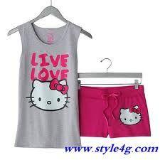 Hello Kitty PJs