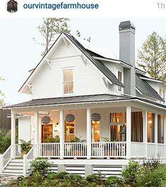Porch, without lattice