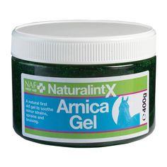 Arnica Gel, un gel doux et refroidissant.