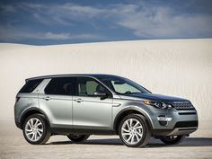 The New Land Rover Discovery Sport www.autostories.it
