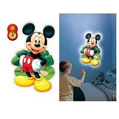 Disney Mickey Mouse Clubhouse Night Light