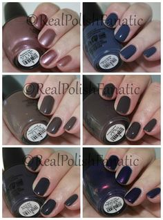OPI Iceland Collection - Part 2