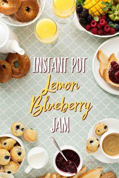 Instant Pot Lemon Bl