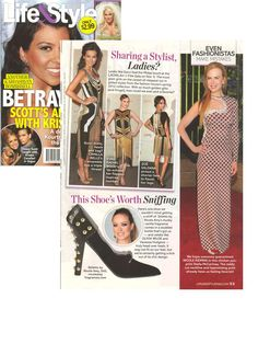 Stiletto by Nicole Amy in Life & Style